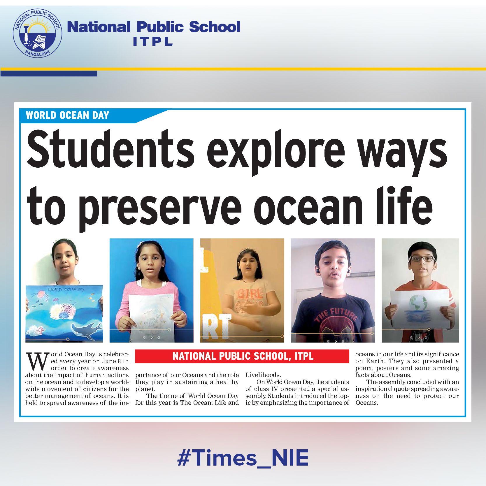 Times NIE June 16 2021